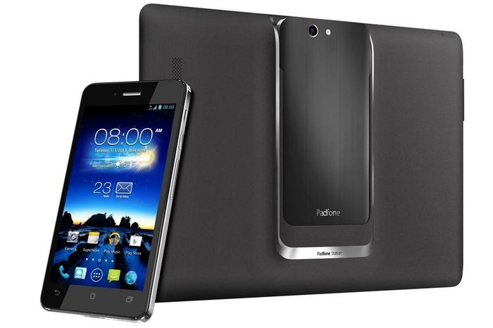 If you're upgrading from previous Padfone models, you'll need to purchase the new Padfone Infinity dock.