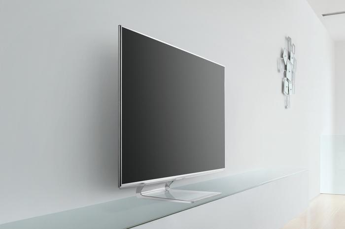 The Panasonic WT60 LED-LCD TV.