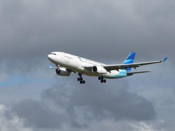 The long lens makes the DMC-TZ70 decent for hobbies such as plane spotting.
