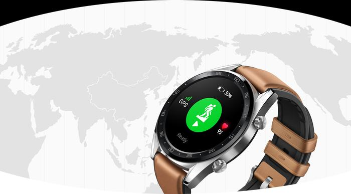 Huawei Watch GT Review: - Wearables - Smartwatches - PC