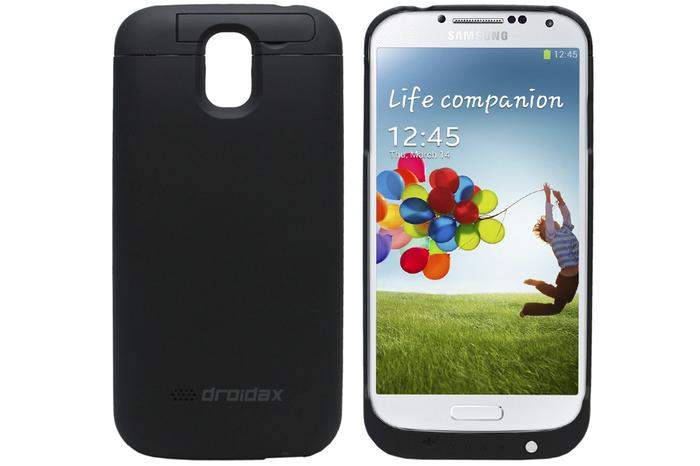 detailed pictures 85af0 f4e93 Four battery cases that will keep your Samsung Galaxy S4 alive ...