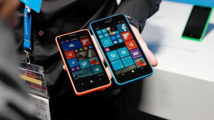 The Lumia 640 and 640XL