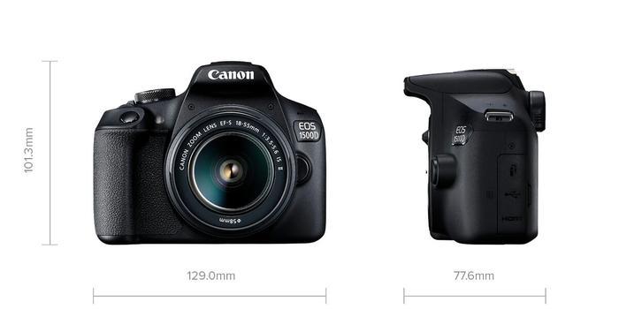 Canon Eos 1500d Review Digital Cameras Digital Slr