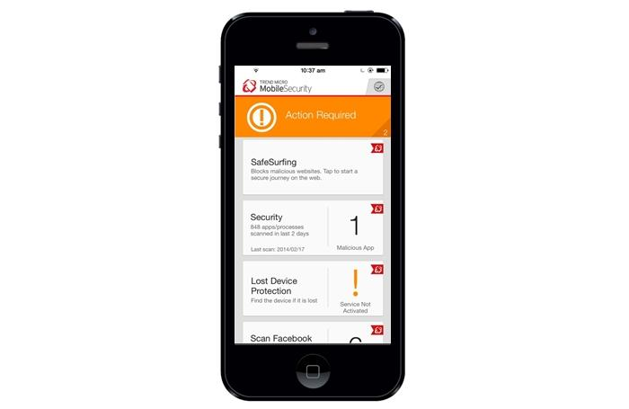 Trend Micro Mobile Security for iOS adds app scanning - PC World