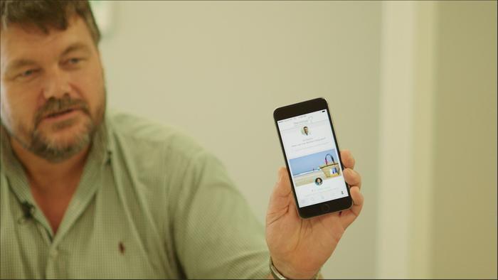 'Today most people expect to be able to do their banking and shopping online, using smart phones and tablets, and people are already using Google to look for health information. Patients want services delivered in different ways, and we want to treat them like customers and provide them with services that are convenient and health information they can trust.'