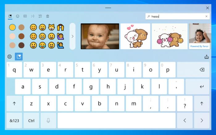 Both the redesigned emoji picker and touch keyboard were features Microsoft added previously, and has now removed from its Dev Channel builds