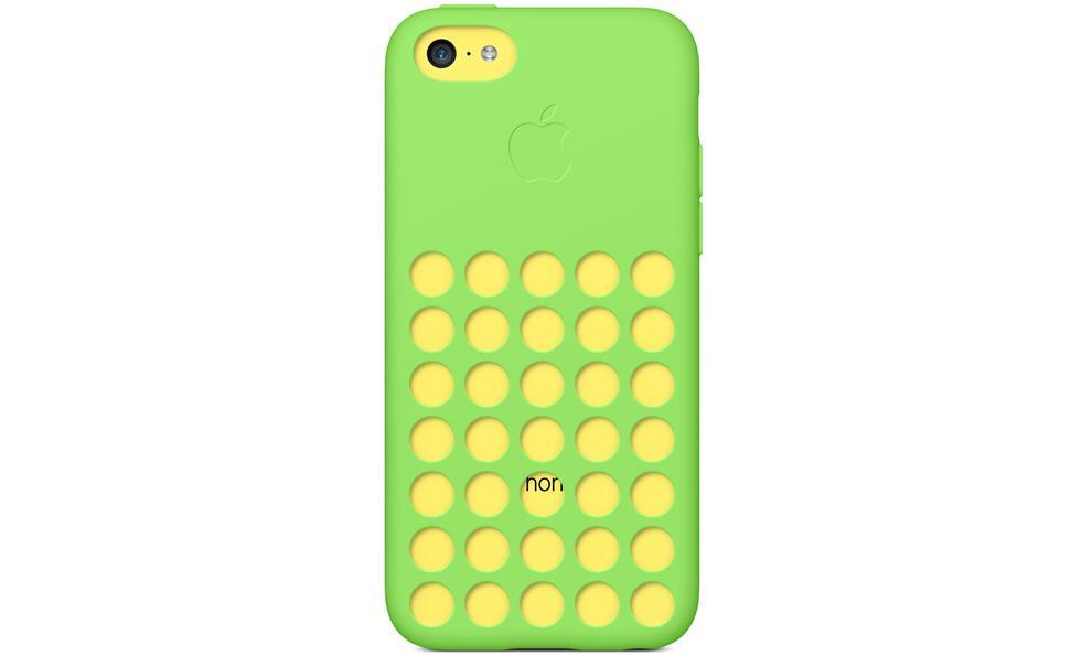 The Apple iPhone 5c case. ($39)