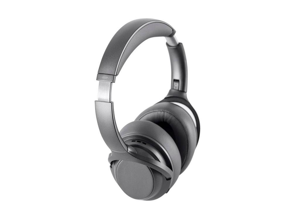 The BT600ANC is an attractive Bluetooth headphone with decent quality sound.