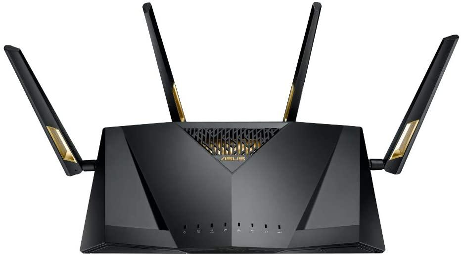 An Asus RT router