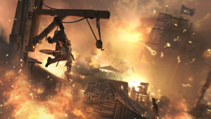 Screen grab from 'Assassin's Creed IV Black Flag'.