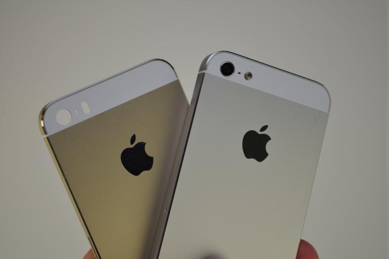 The iPhone 5S (Image credit: SonnyDickson.com)