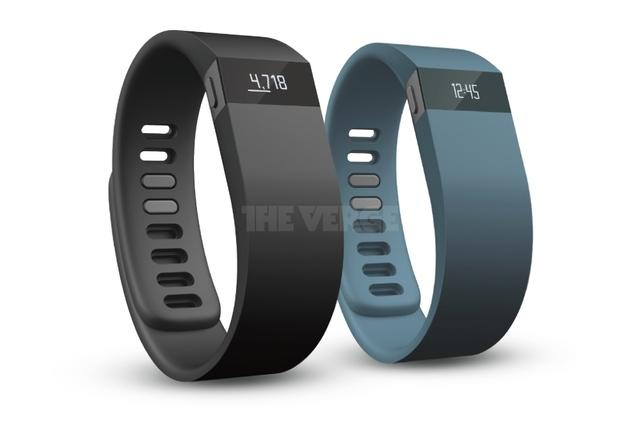 The Fitbit Force wireless activity tracker (Image credit: The Verge).