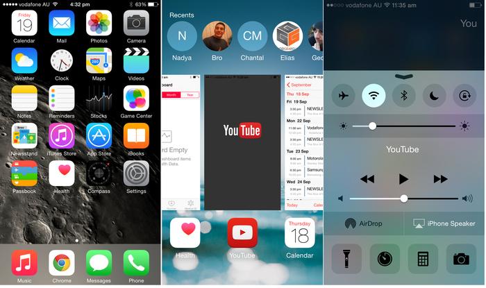 Apple's iOS 8 at a glance