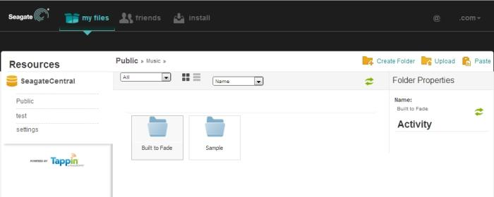 Remote access worked well, allowing us to easily download, upload, and even share files with others.