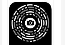 An App Clips code
