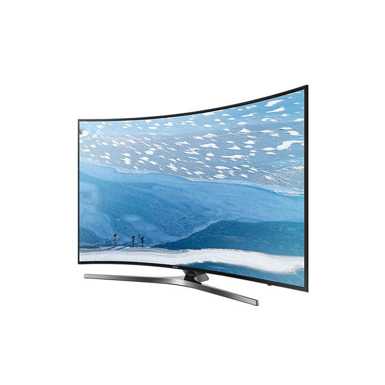 Many people buy curved TVs primarily because they look cool.