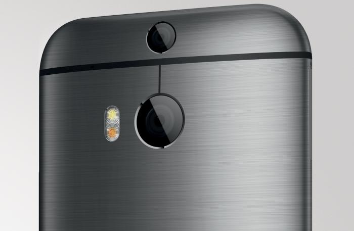 The DuoCamera effect can be applied to any photo captured with the M8