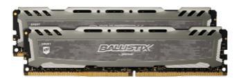 Ballistix Sport 2400 2x8GB