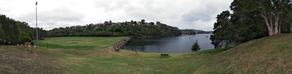 Panoramas could be a bit wobbly.
