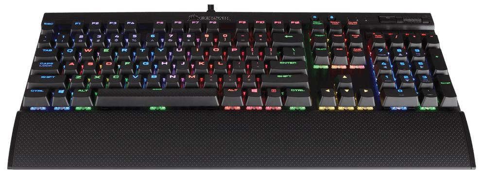 We felt the K70 Lux was quieter and a better all rounder than the Rapidfire K70.