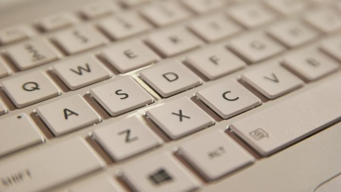 Toshiba Satellite L-Series keyboard