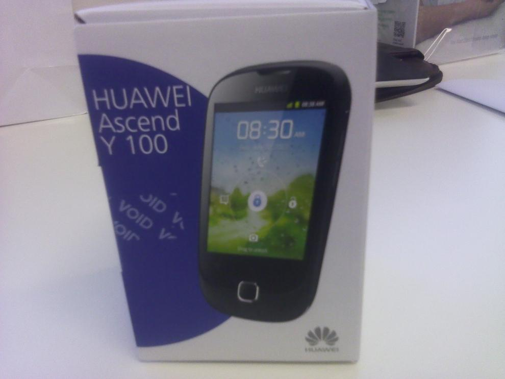 The Ascend Y100's camera is mediocre, as the above image shows.