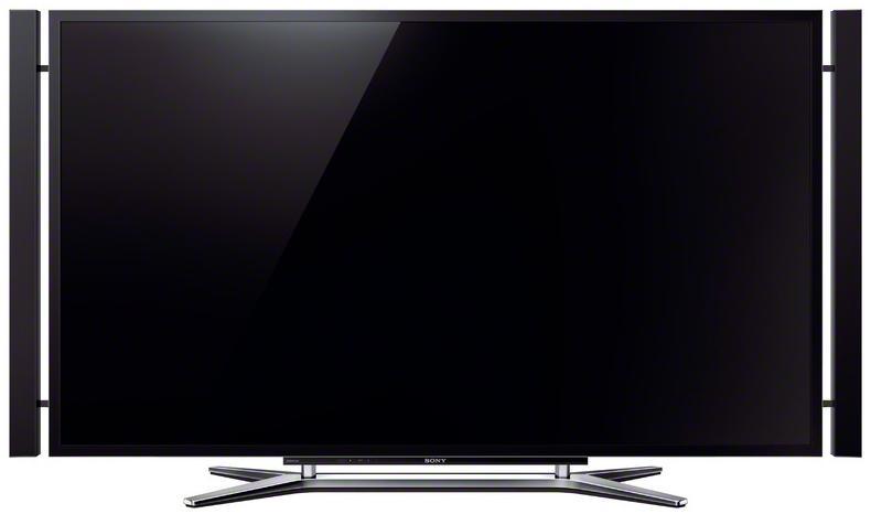 The Sony XBR-84X900 BRAVIA 4K TV.