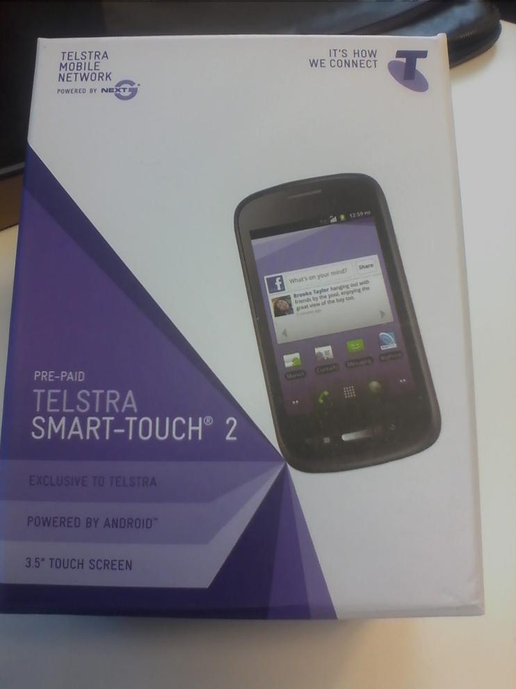The Telstra Smart-Touch 2 takes abysmal photos.