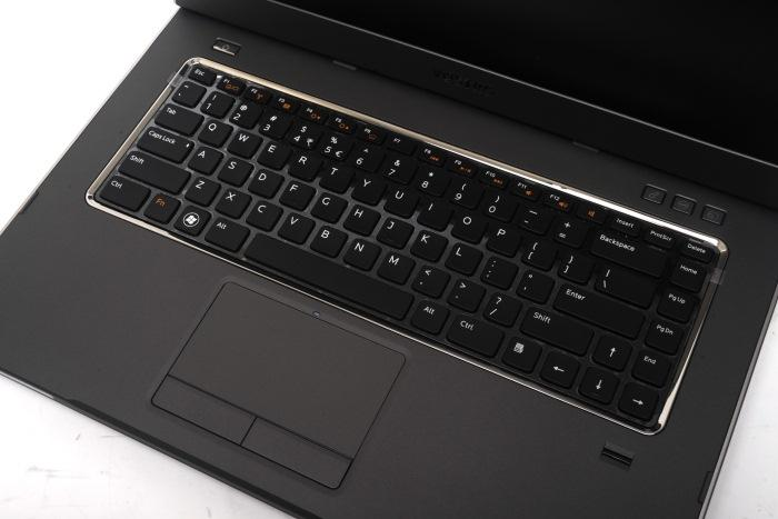 The keyboard and touchpad are both comfortable to use.