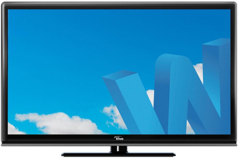 The VIVO PTV50HD plasma TV.