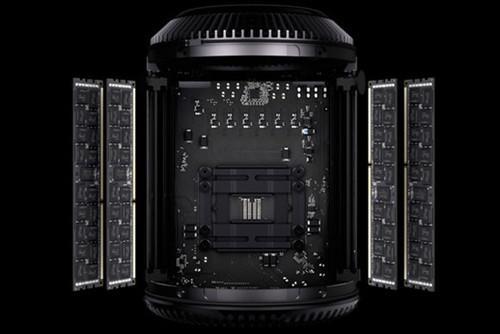Inside the new Mac Pro