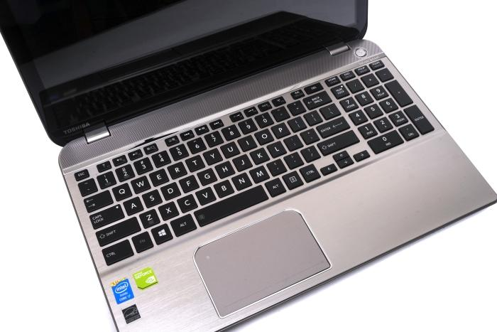 The keyboard is a good one, but its placement and very small left palm rest area could be uncomfortable for some users.