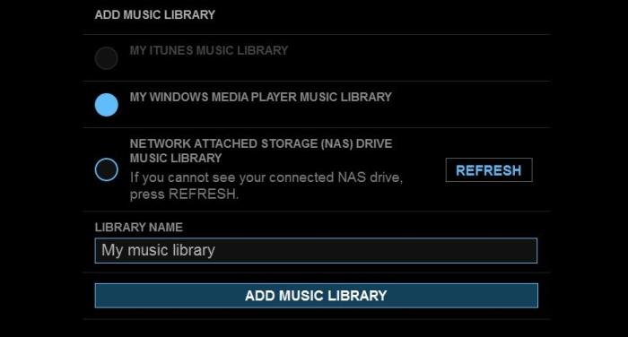 From the desktop app, we added a Windows library.