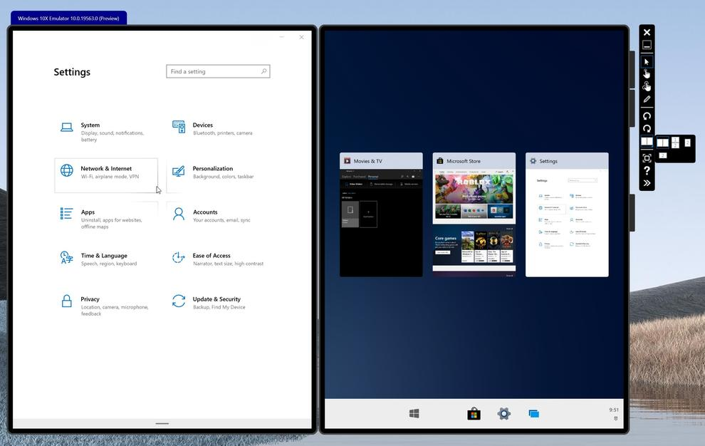 Windows 10X was once an OS specifically for dual-screen devices. Now, not so much
