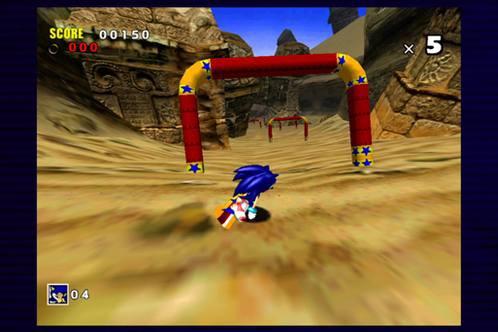 Sega Sonic Adventure