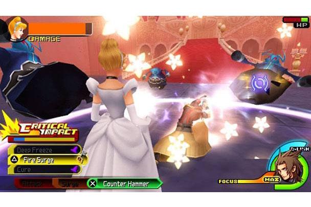 Square Enix Kingdom Hearts: Birth by Sleep