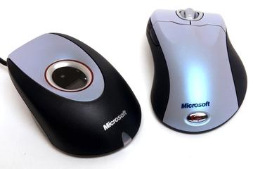 Microsoft Fingerprint Reader (with IntelliMouse Explorer)