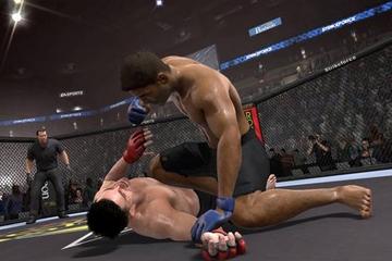 EA Games EA Sports MMA