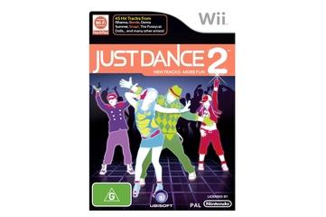 Ubisoft Just Dance 2