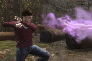 EA Games Harry Potter and the Deathly Hallows Part 1