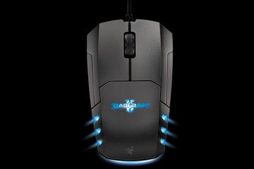 Razer Starcraft II Spectre Gaming Mouse