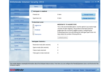 BitDefender Internet Security 2011