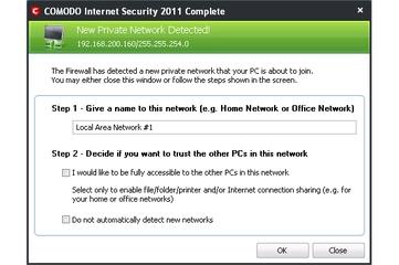 Comodo Internet Security 2011 Complete