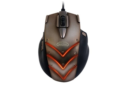 Steelseries WoW Cataclysm MMO Gaming Mouse