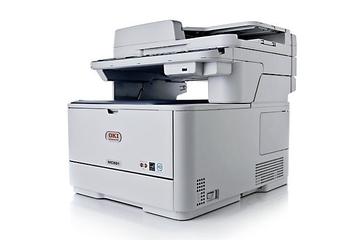 OKI MC561