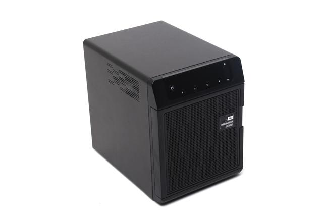 Western Digital Sentinel DX4000 storage server