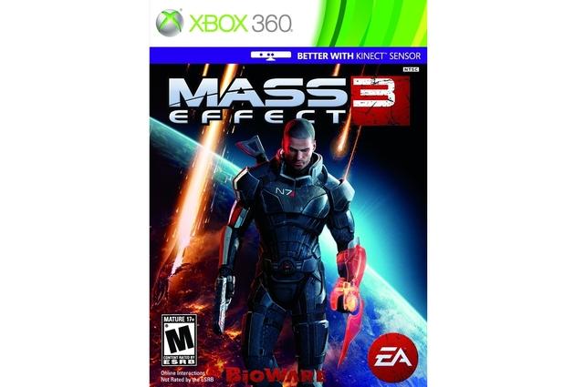 EA Games Mass Effect 3