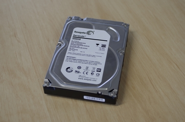 Seagate Barracuda 3TB (ST3000DM001) internal hard drive