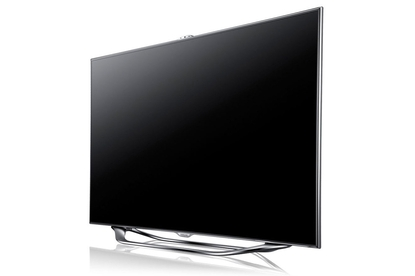 Samsung Series 8 (UA55ES8000M) Review: Samsung's top LED includes