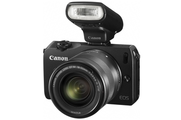 Canon EOS M interchangeable lens camera (preview)